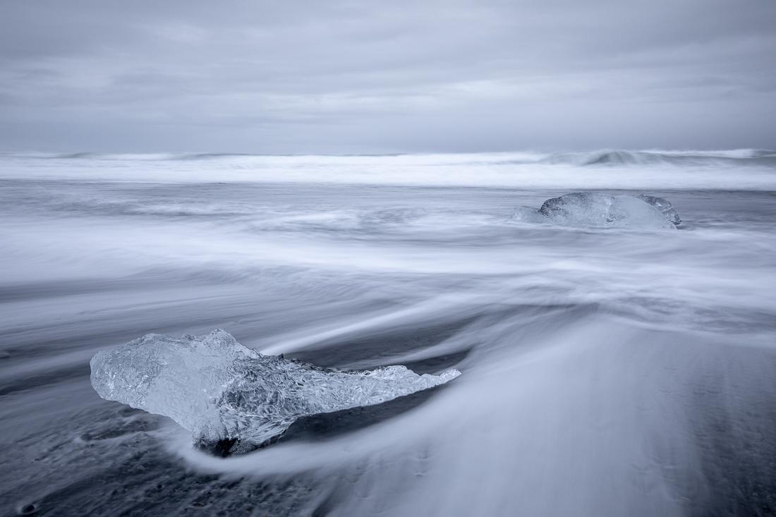 Eis am Meer - Fine Art Fotografie - Stefan Mayr